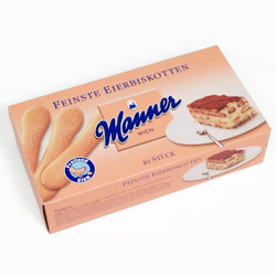 Manner Eierbiskotten seit 2005